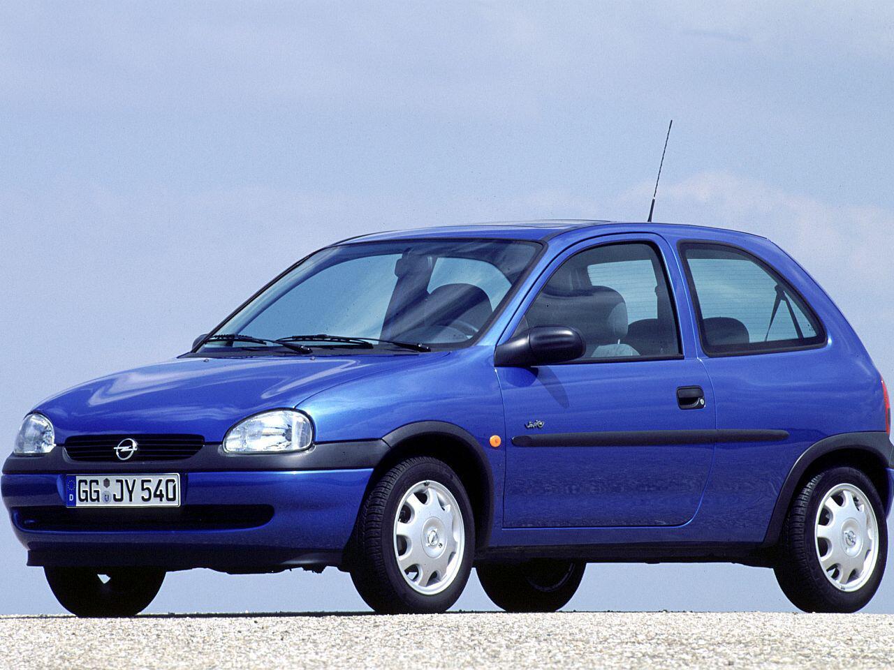Bild zu Opel Corsa B