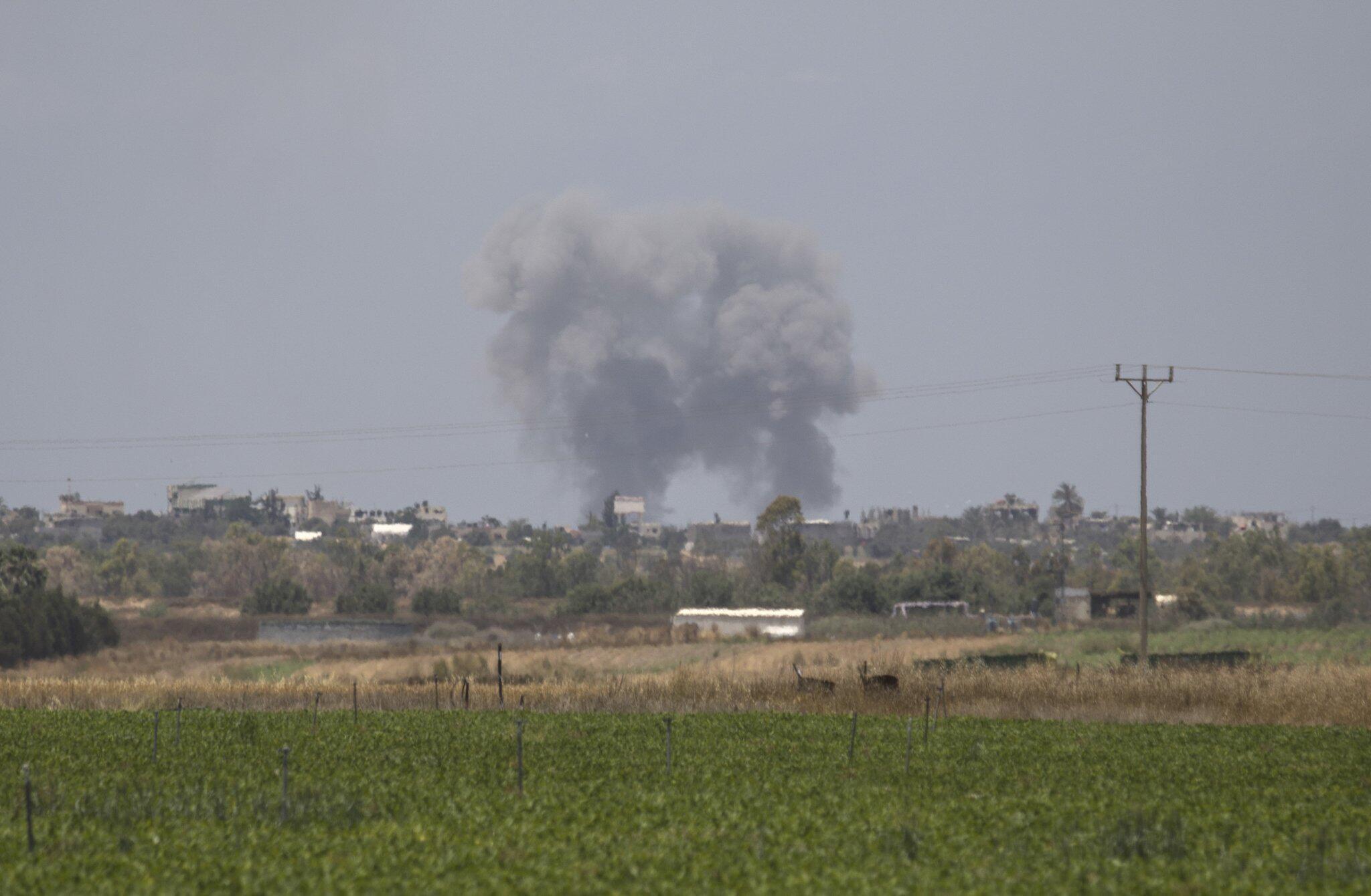 Bild zu Konflikt im Gazastreifen