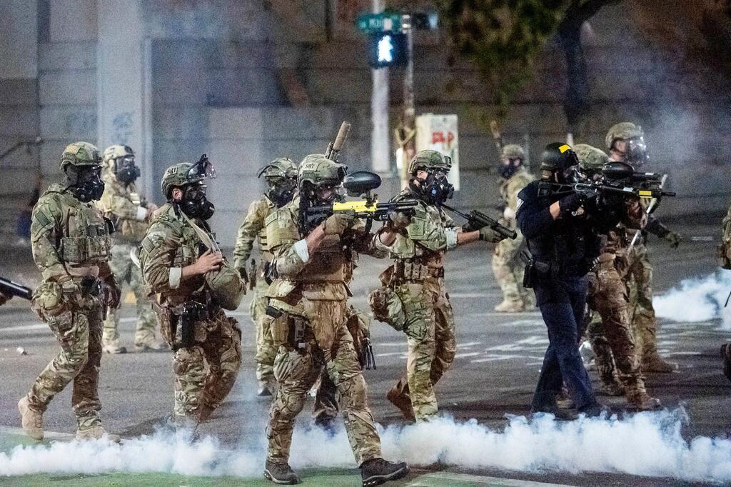 US-Regierung schickt «Hunderte» Bundespolizisten nach Chicago
