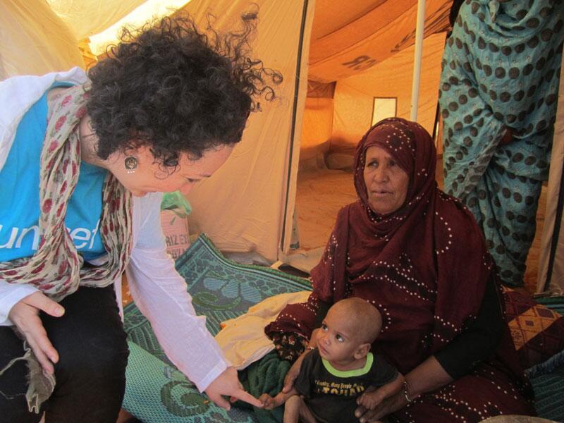 Bild zu Habibi im Auffanglager