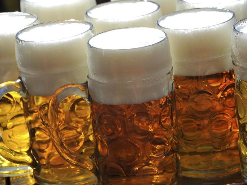 Bild zu Bierkrüge