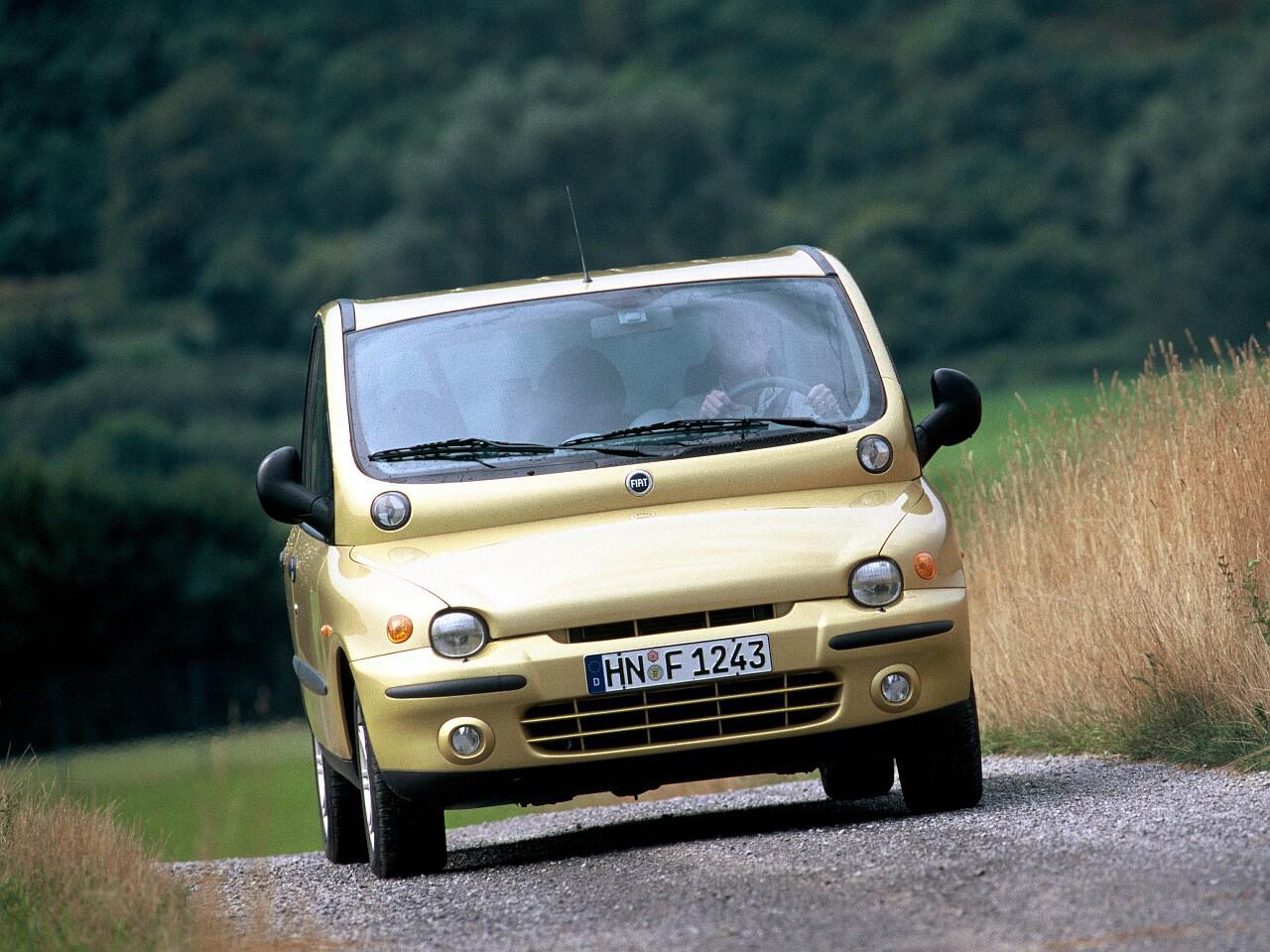 Bild zu Fiat Multipla (2004)