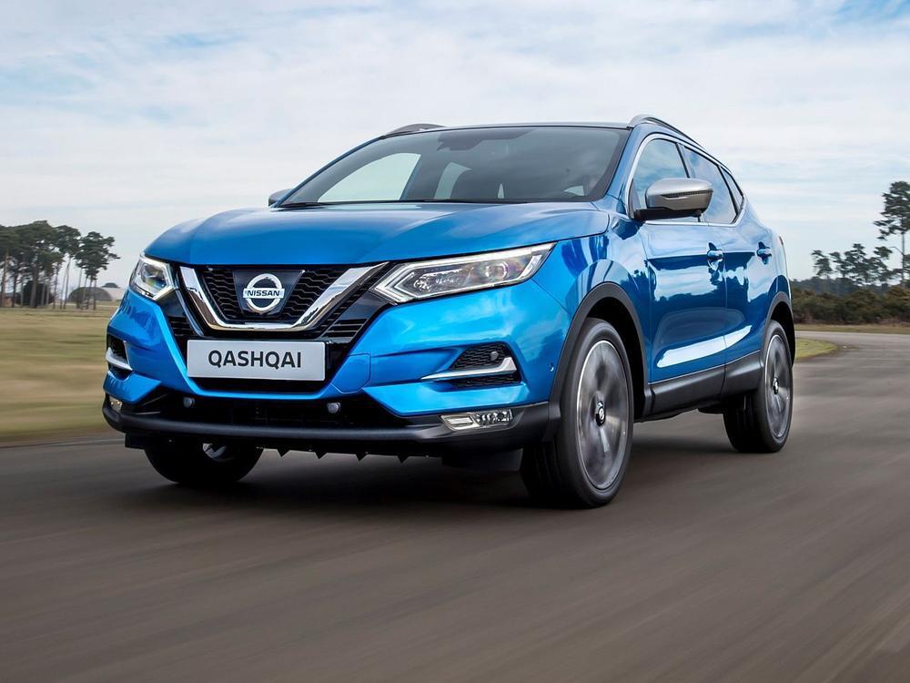 Bild zu Platz 3: Nissan Qashqai