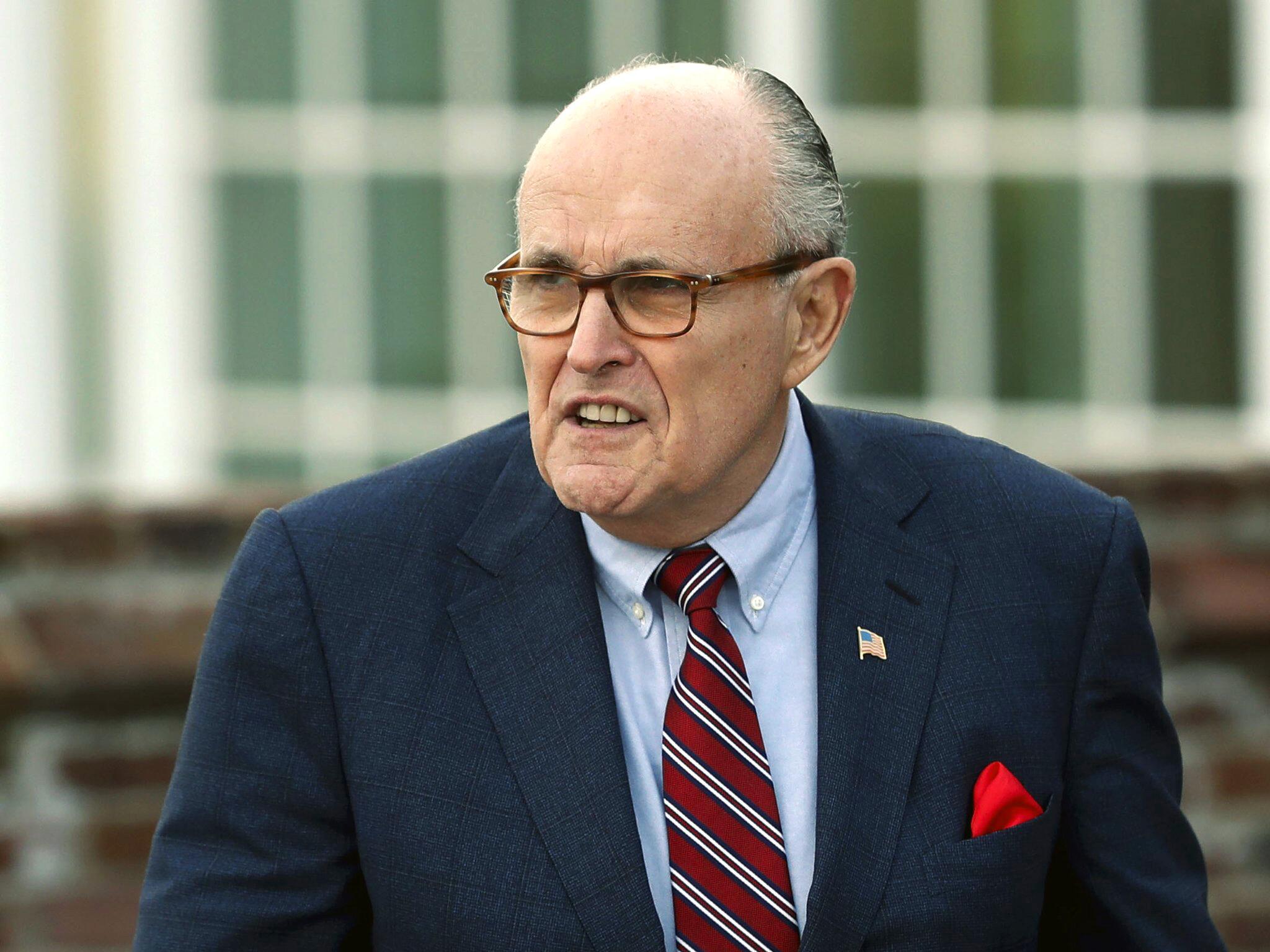 Bild zu Rudy Giuliani