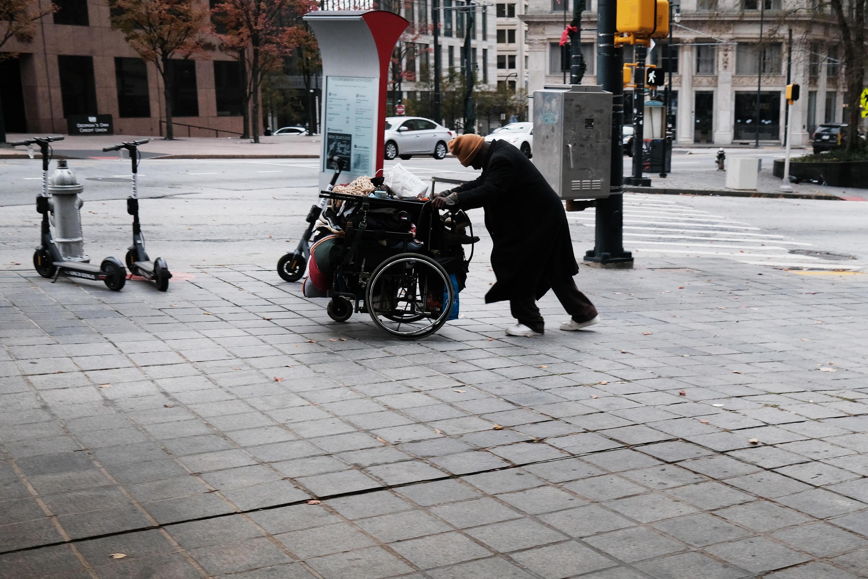 Bild zu Coronakrise, USA, Arme, Konjunkurpaket
