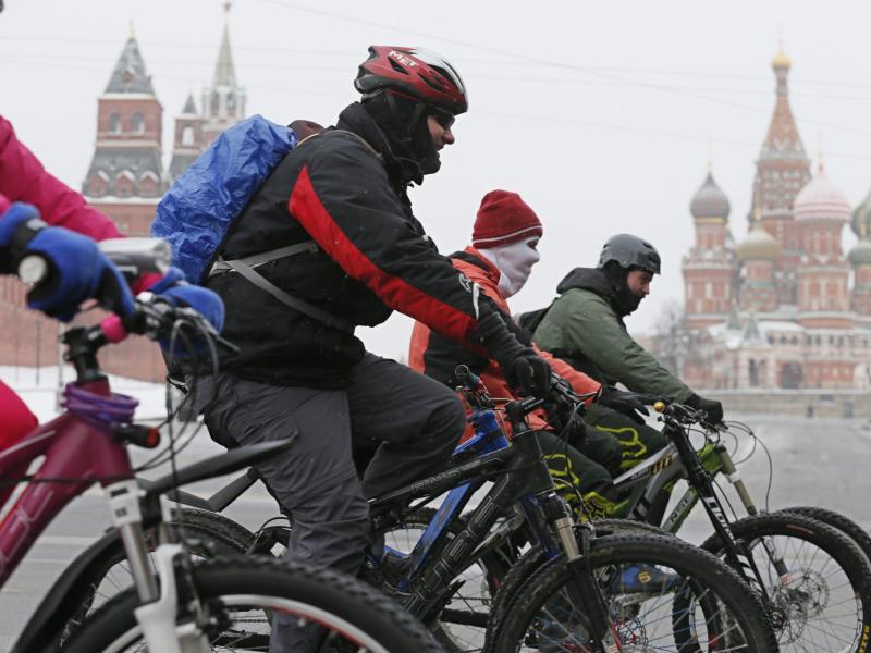 Bild zu Moskau