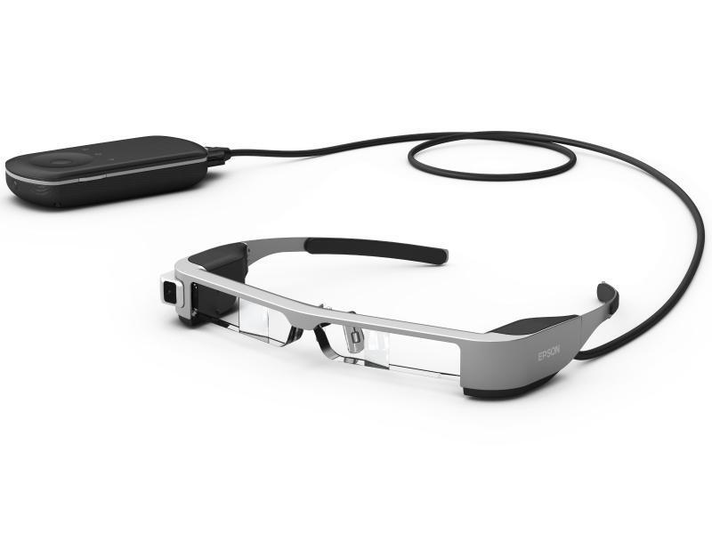 Bild zu Smarte Epson-Brille