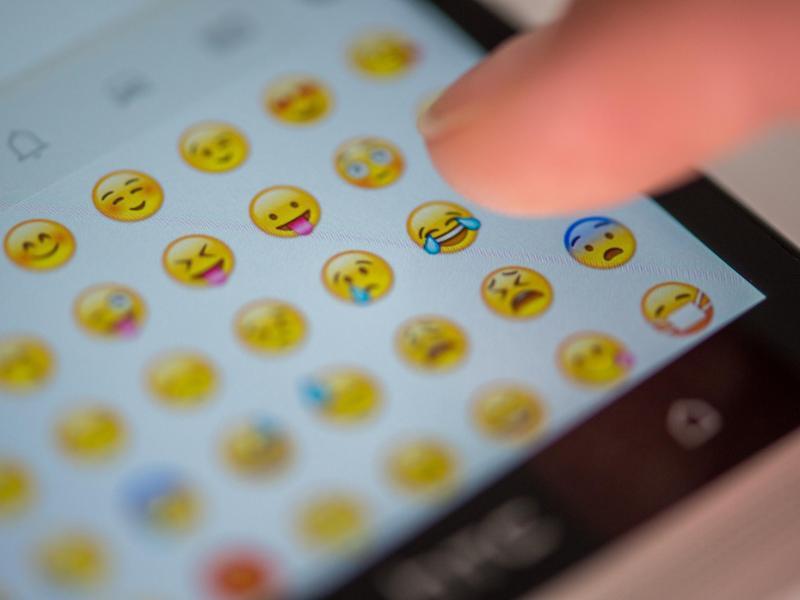 Bild zu Emoji für eine SMS-Nachricht