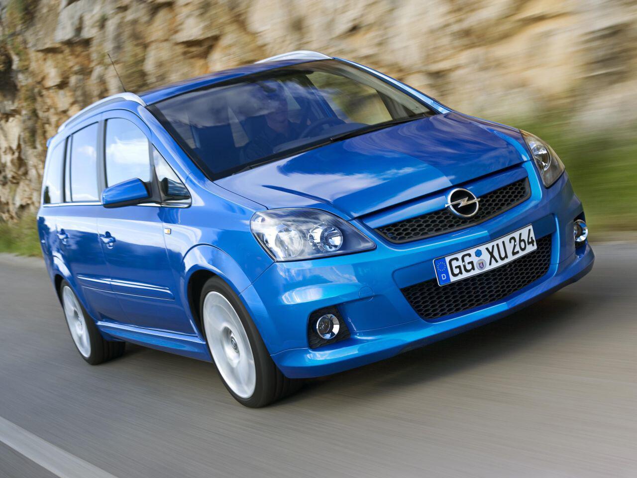 Bild zu Opel Zafira B