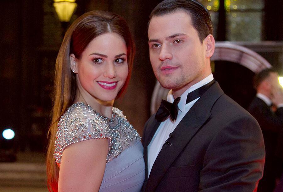 Bild zu Rocco Stark und Angelina Heger haben sich getrennt