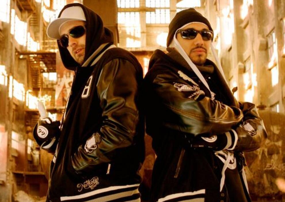 Bild zu Blutzbrüdaz: Rapper Sido und B-Tight