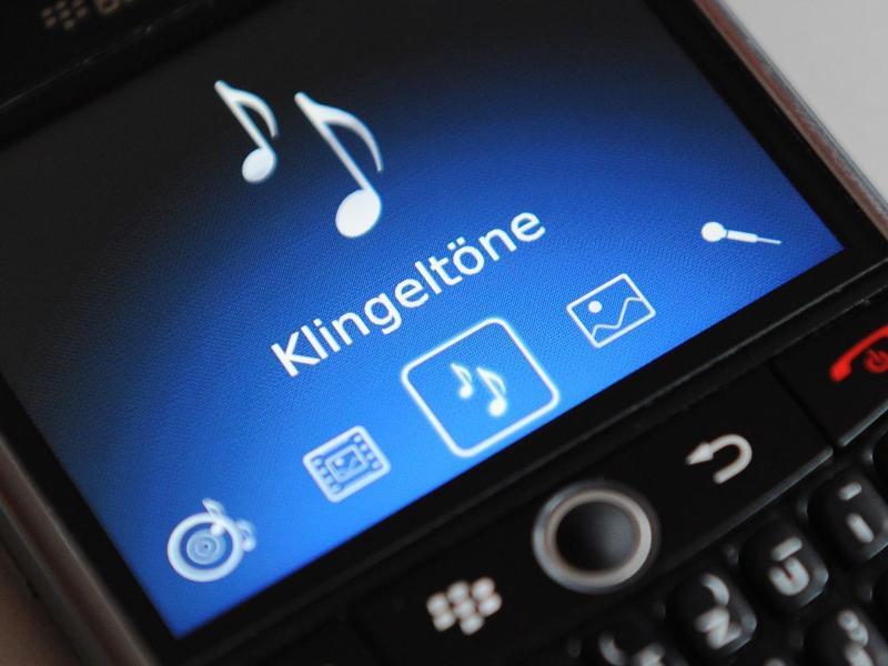 Bild zu Klingeltöne auf dem Smartphone