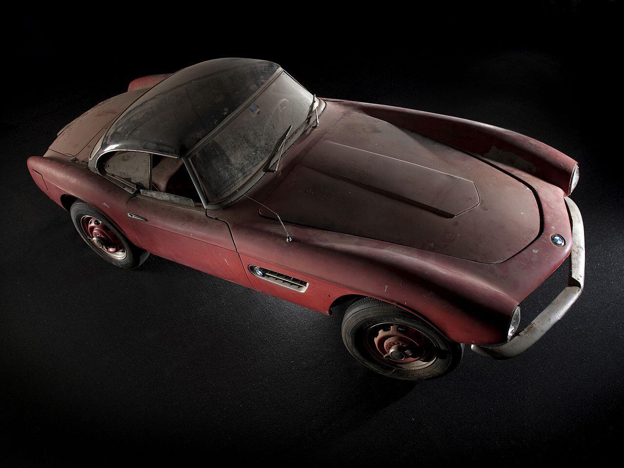 Bild zu BMW 507