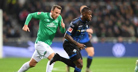 Werder Bremen - SC Paderborn 07