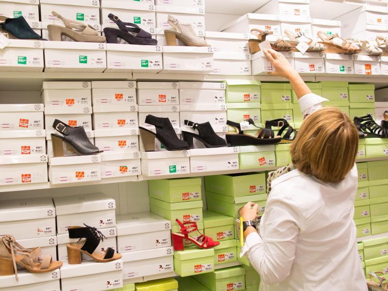 Bild zu Schuhhandel