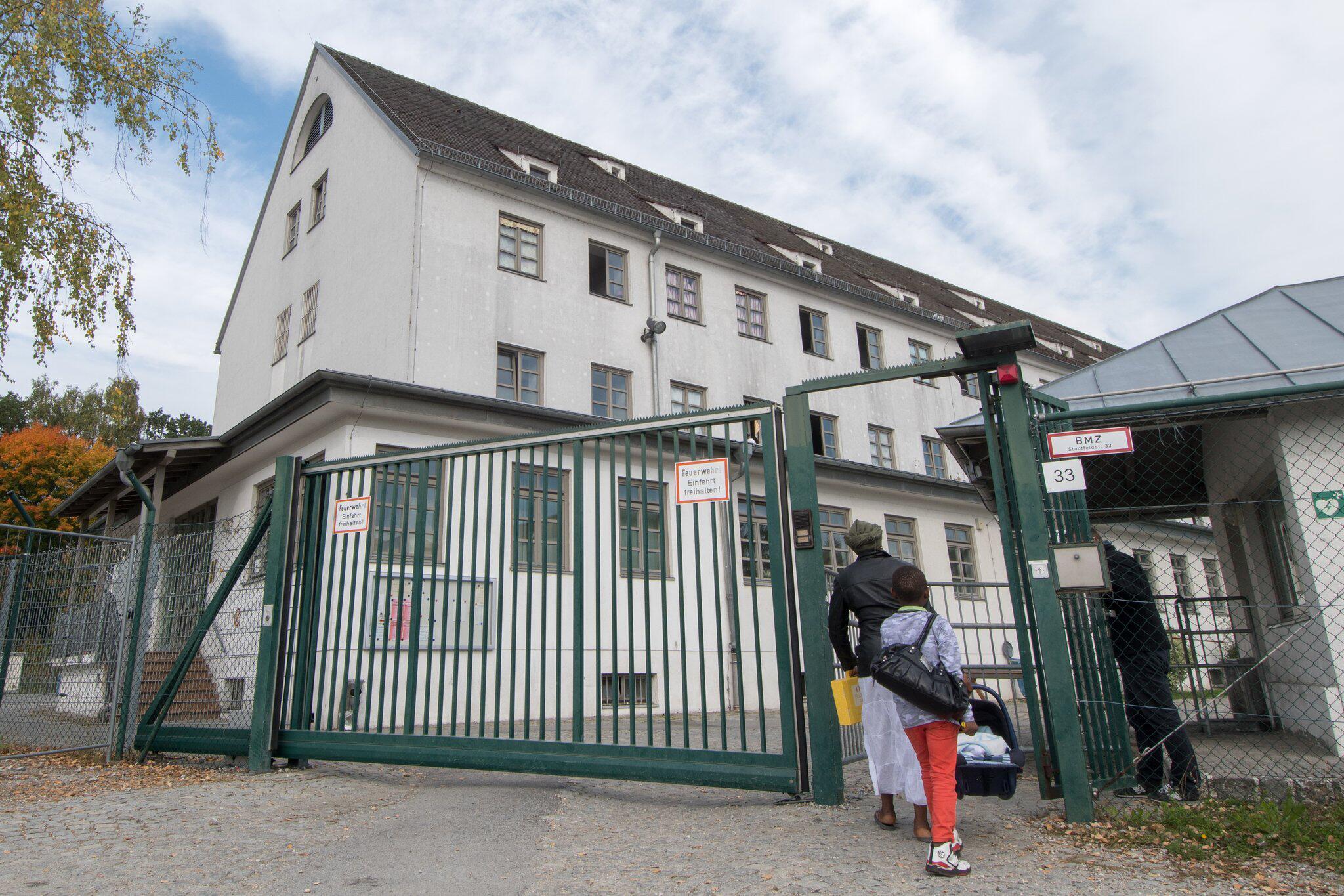 Bild zu Erstaufnahmeunterkunft für Asylbewerber in Deggendorf