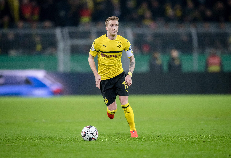 Bild zu BVB, Dortmund, Reus, Favre