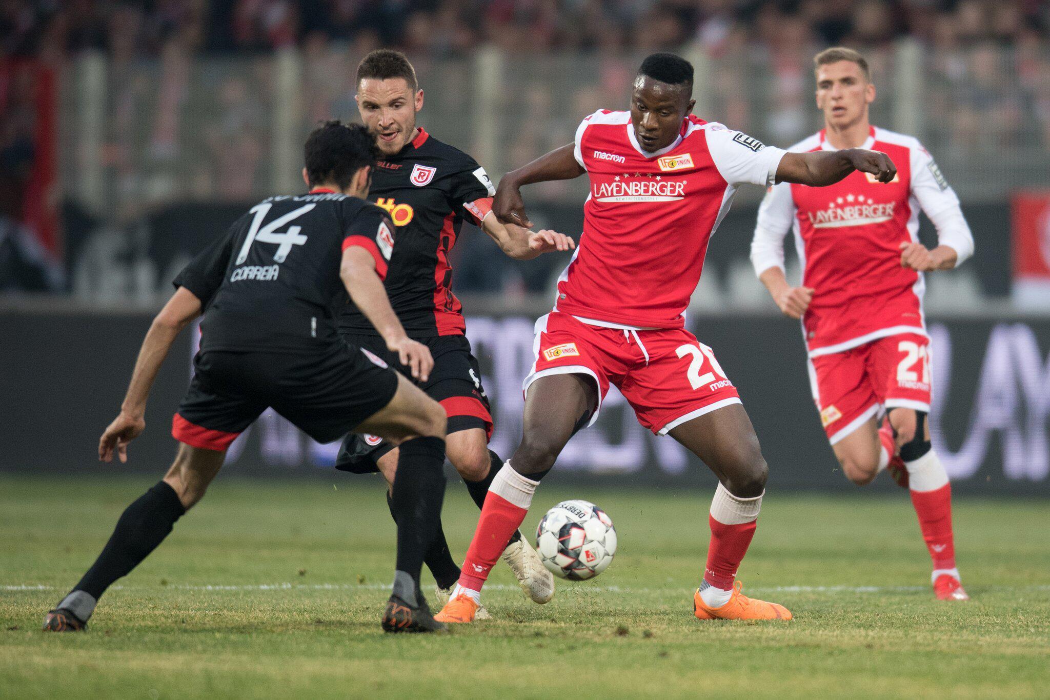 Bild zu 1. FC Union Berlin - Jahn Regensburg