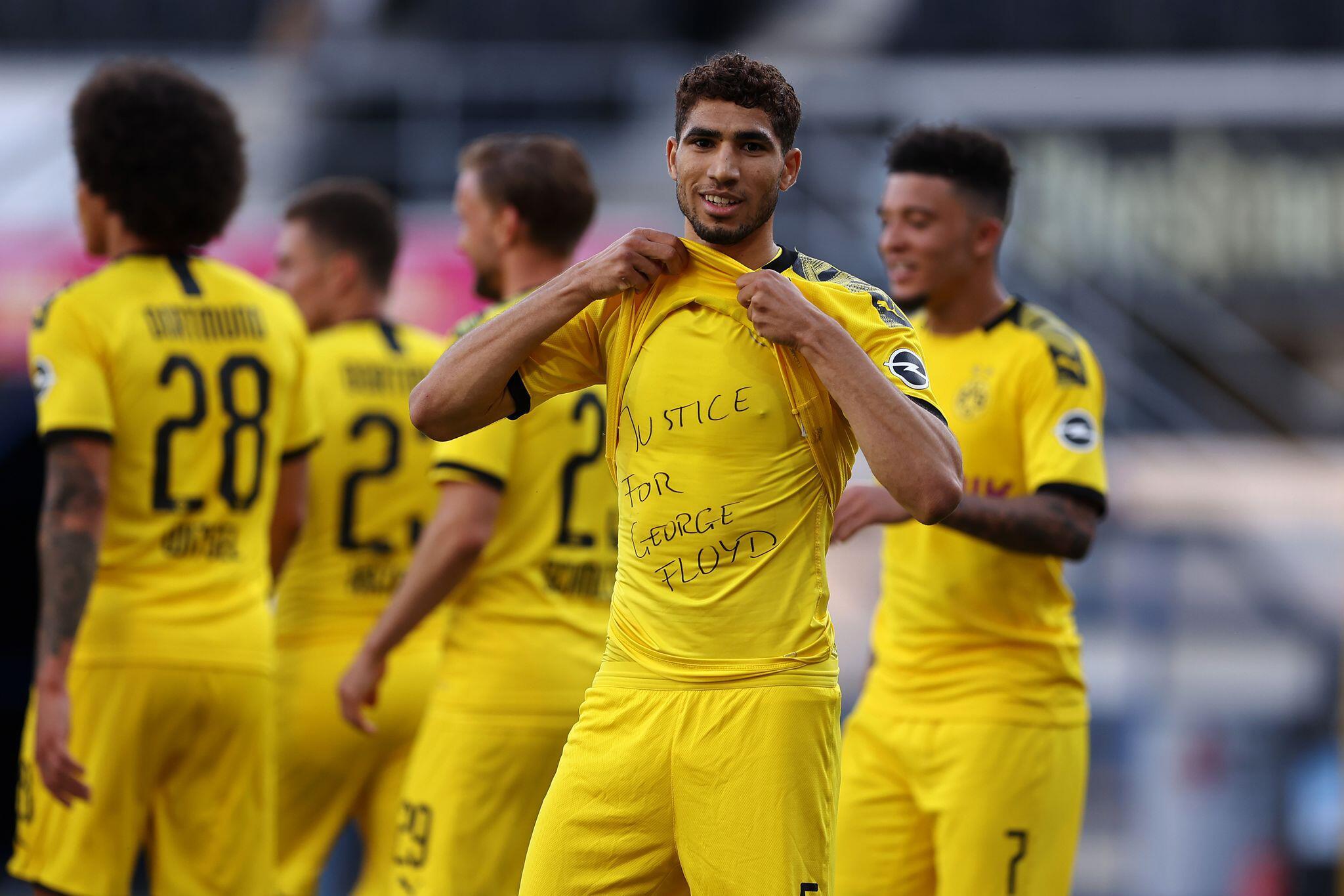 Bild zu SC Paderborn 07 - Borussia Dortmund