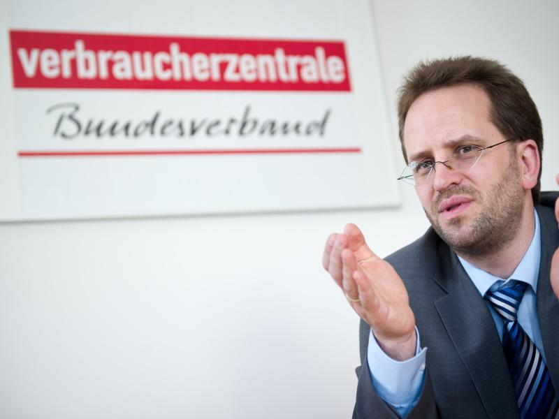 Bild zu Klaus Müller