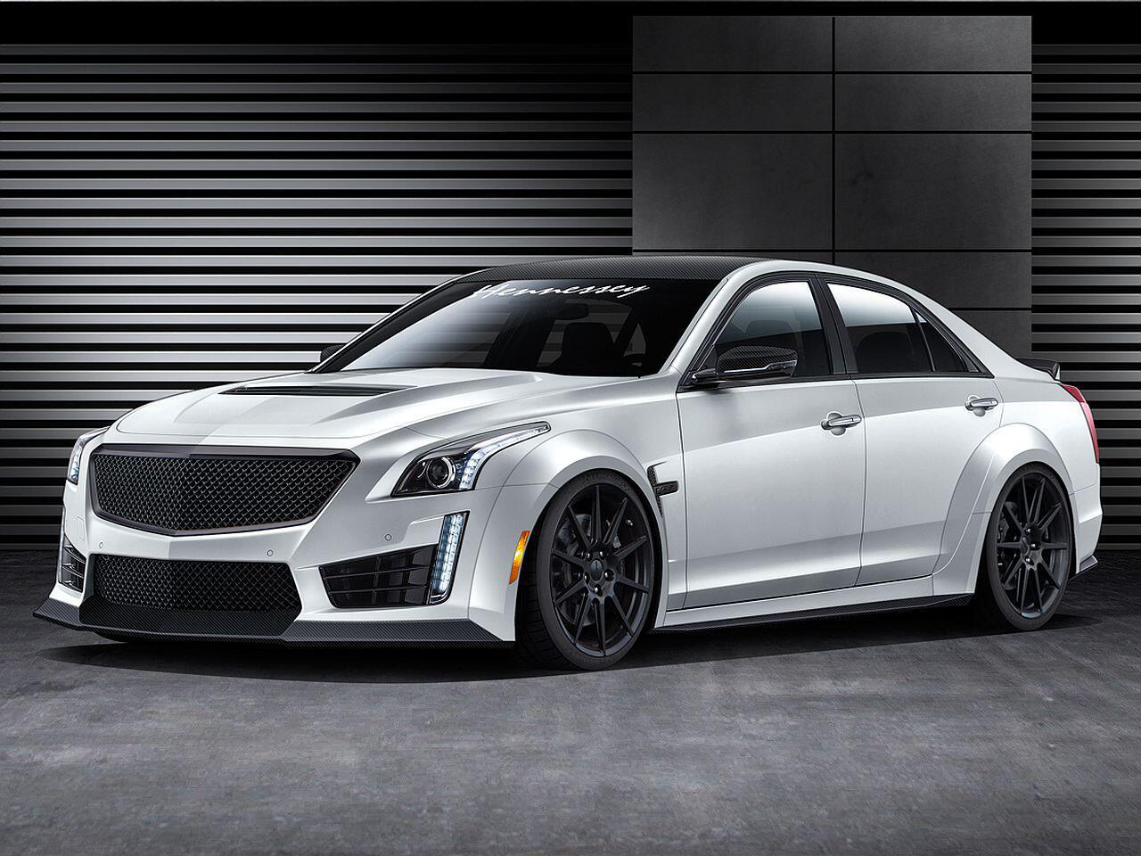 Bild zu Hennessey Cadillac CTS-V 2016