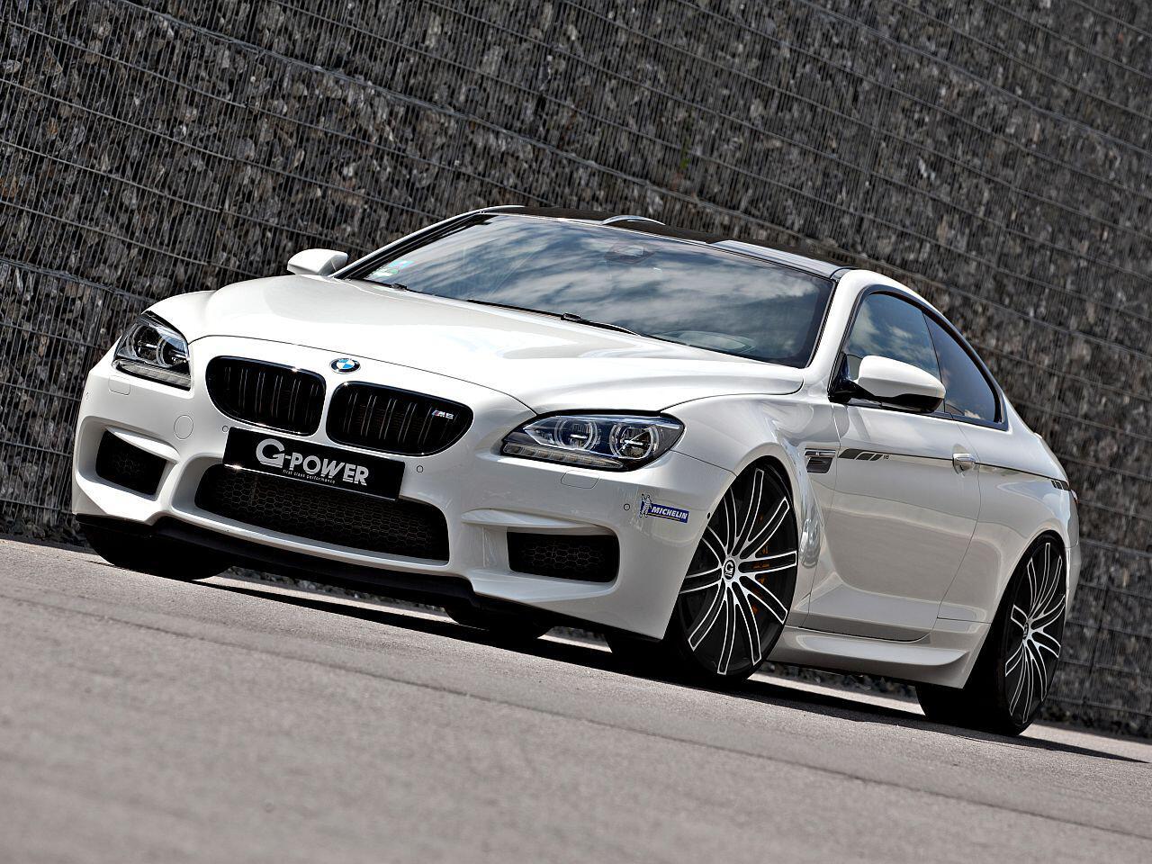 Bild zu Aufgepeppter BMW M6 von G-Power