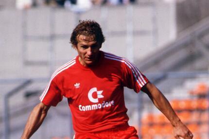 Wolfgang Dremmler, FC Bayern München, TSV 1860 München, Freundschaftsspiel
