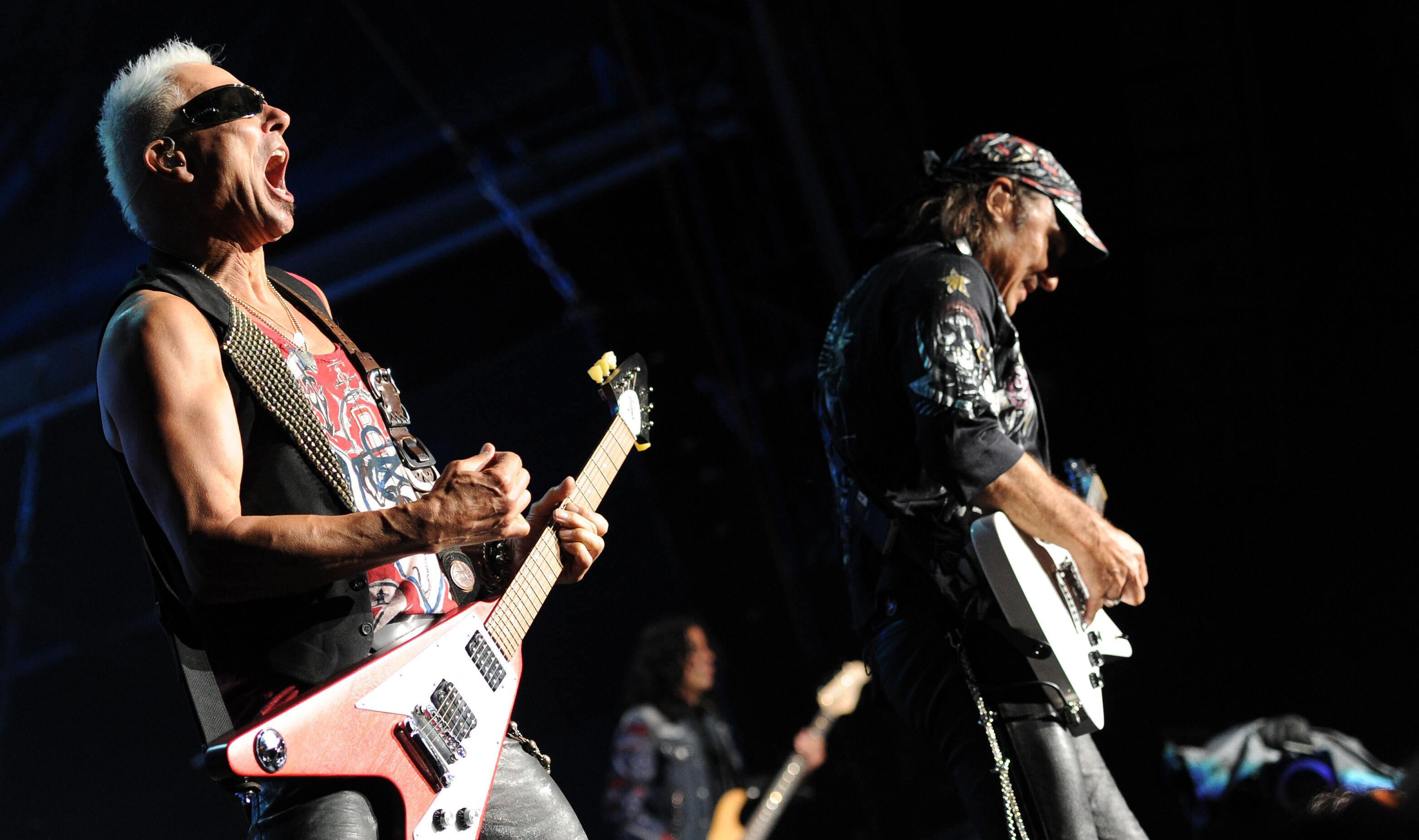 Bild zu Scorpions auf Wacken