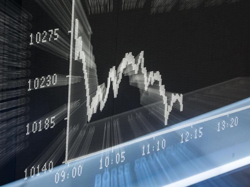 Bild zu Verlust an der Börse