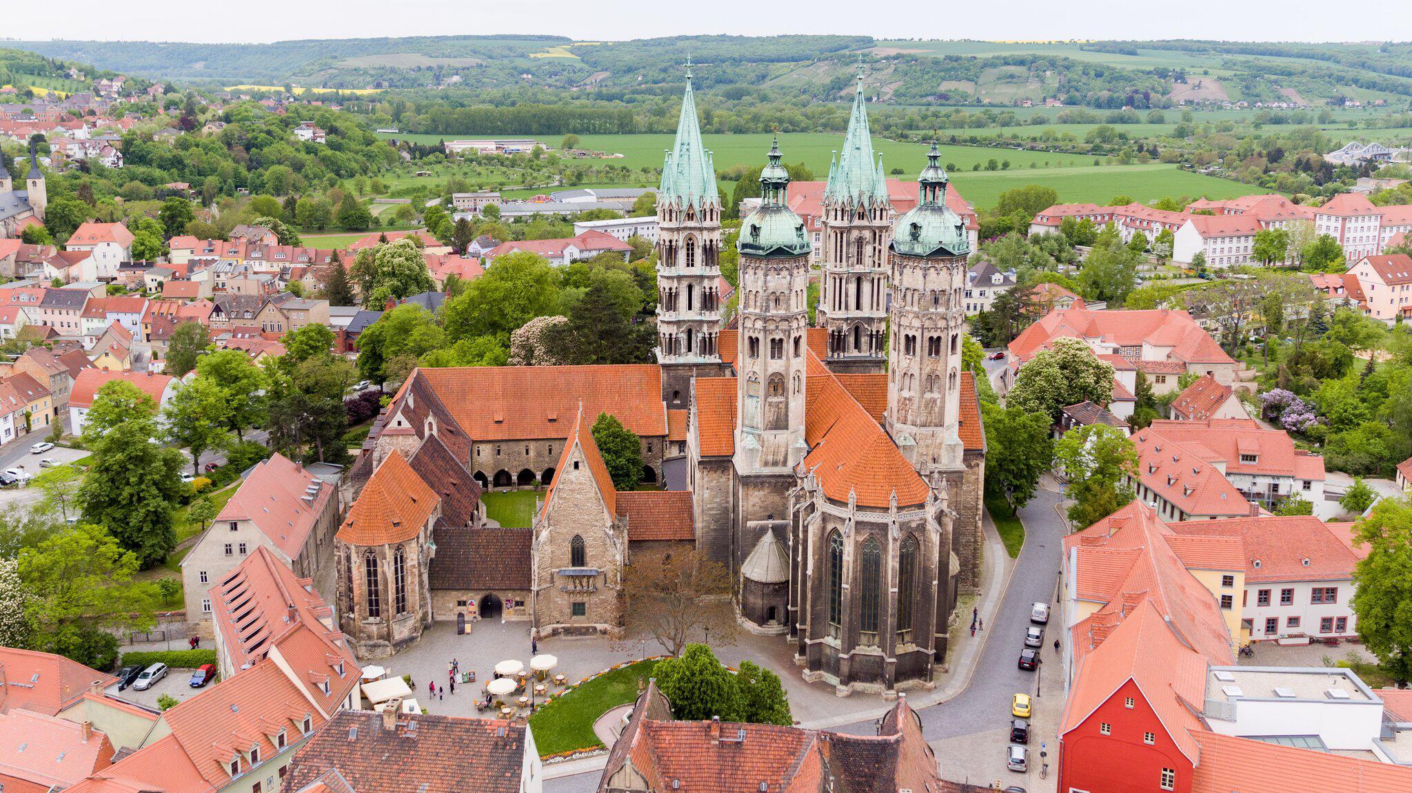 Bild zu Der Naumburger Dom