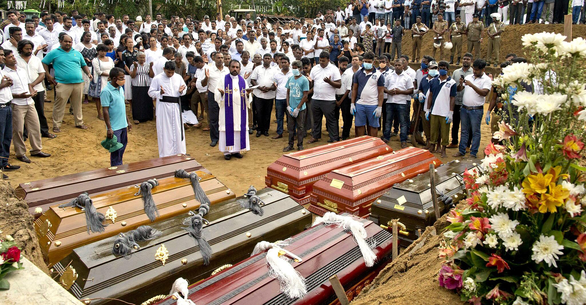 Mutmaßlicher Drahtzieher: Islamistenchef Hashim bei Anschlägen in Sri Lanka gestorben