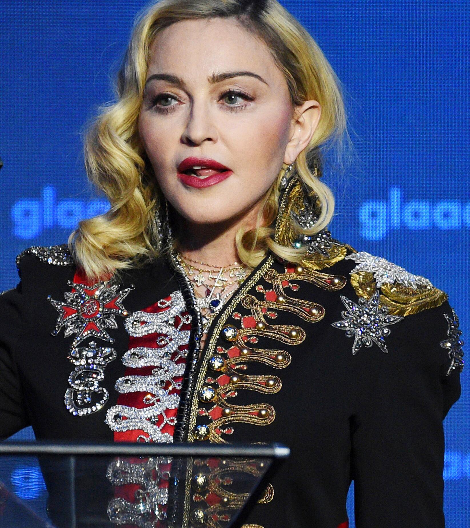 Bild zu Sängerin Madonna