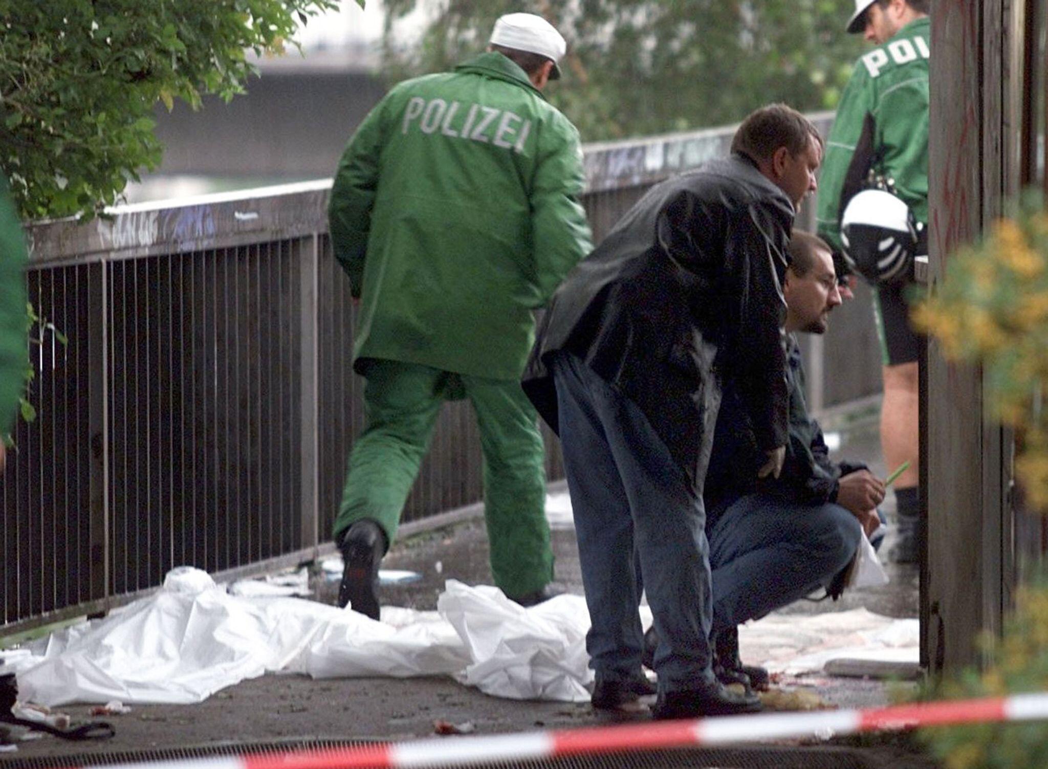 Bild zu Wehrhahn-Anschlag
