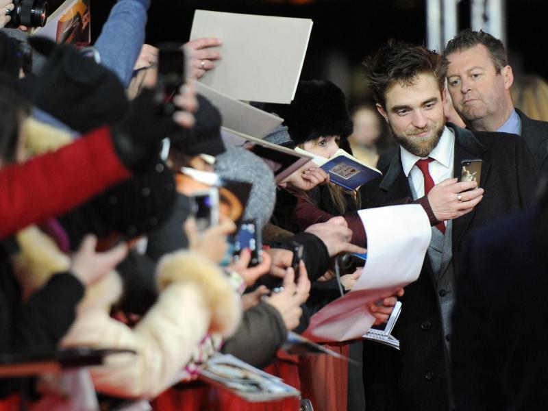Bild zu 65. Berlinale – Robert Pattinson