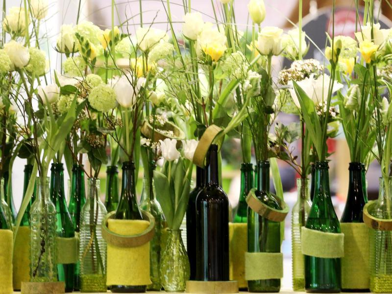 Bild zu Blumenstand auf der IPM