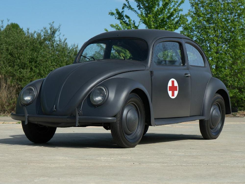 Bild zu KdF-Wagen von 1943