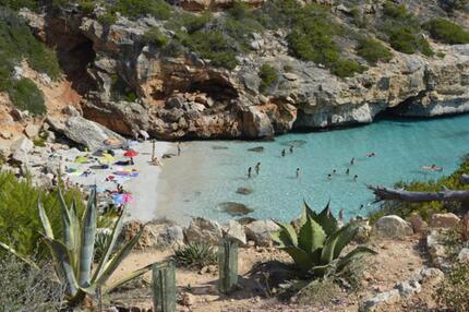Beliebtes Reiseziel Spanien