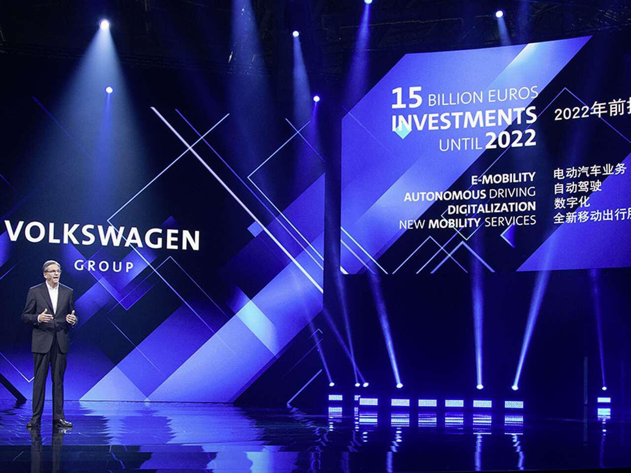Bild zu VW Joint Venture Sol