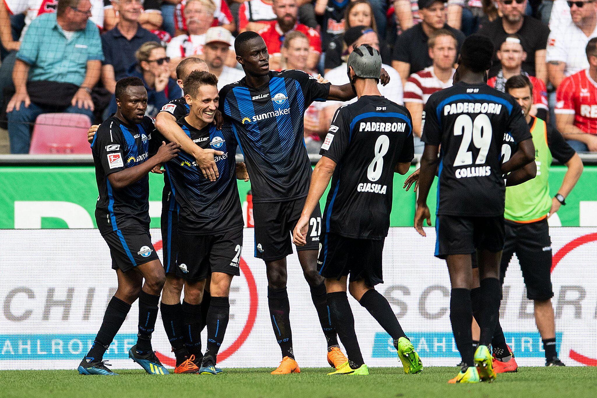 Bild zu 1. FC Köln - SC Paderborn 07