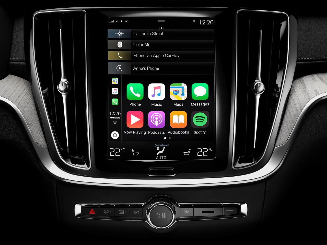 Bild zu Vernetzter Volvo