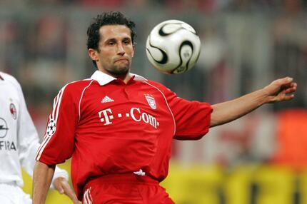 Hasan Salihamidzic, FC Bayern München, AC Mailand, Champions League, Achtelfinale, 2005/06