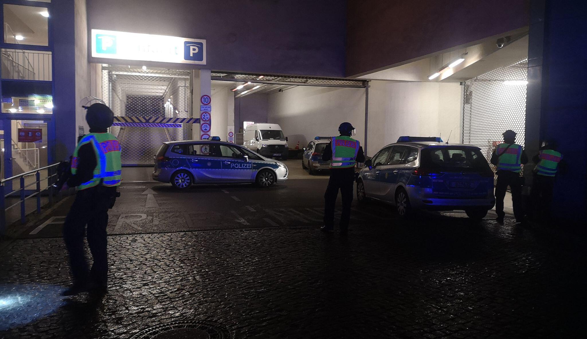 Großeinsatz der Polizei - Schon wieder Überfall auf Geldtransporter in Berlin
