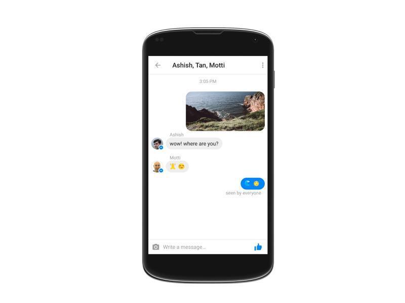 Bild zu Messenger Lite
