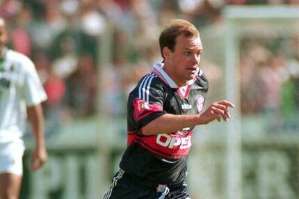 Christian Nerlinger, FC Bayern München, Borussia Mönchengladbach, Bundesliga, Bökelberg, 1996/97