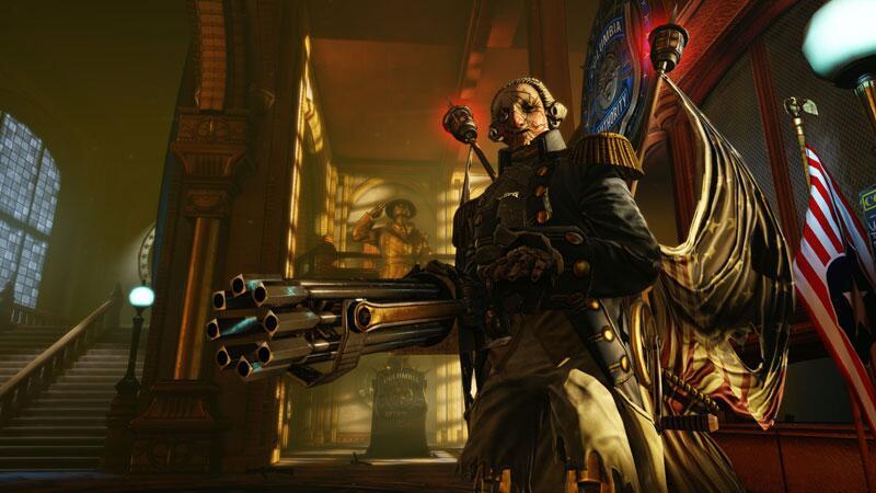 "Bild zu ""BioShock Infinite"""