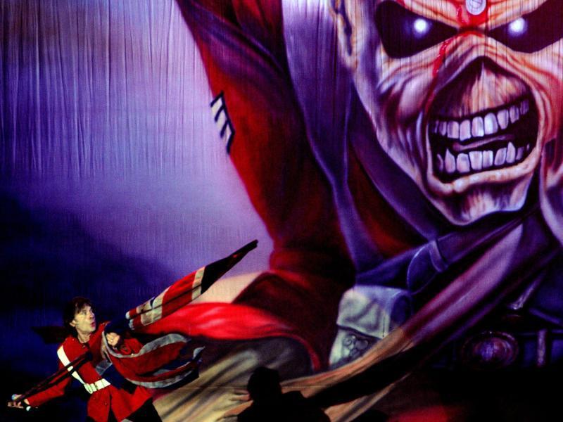 Bild zu Iron Maiden
