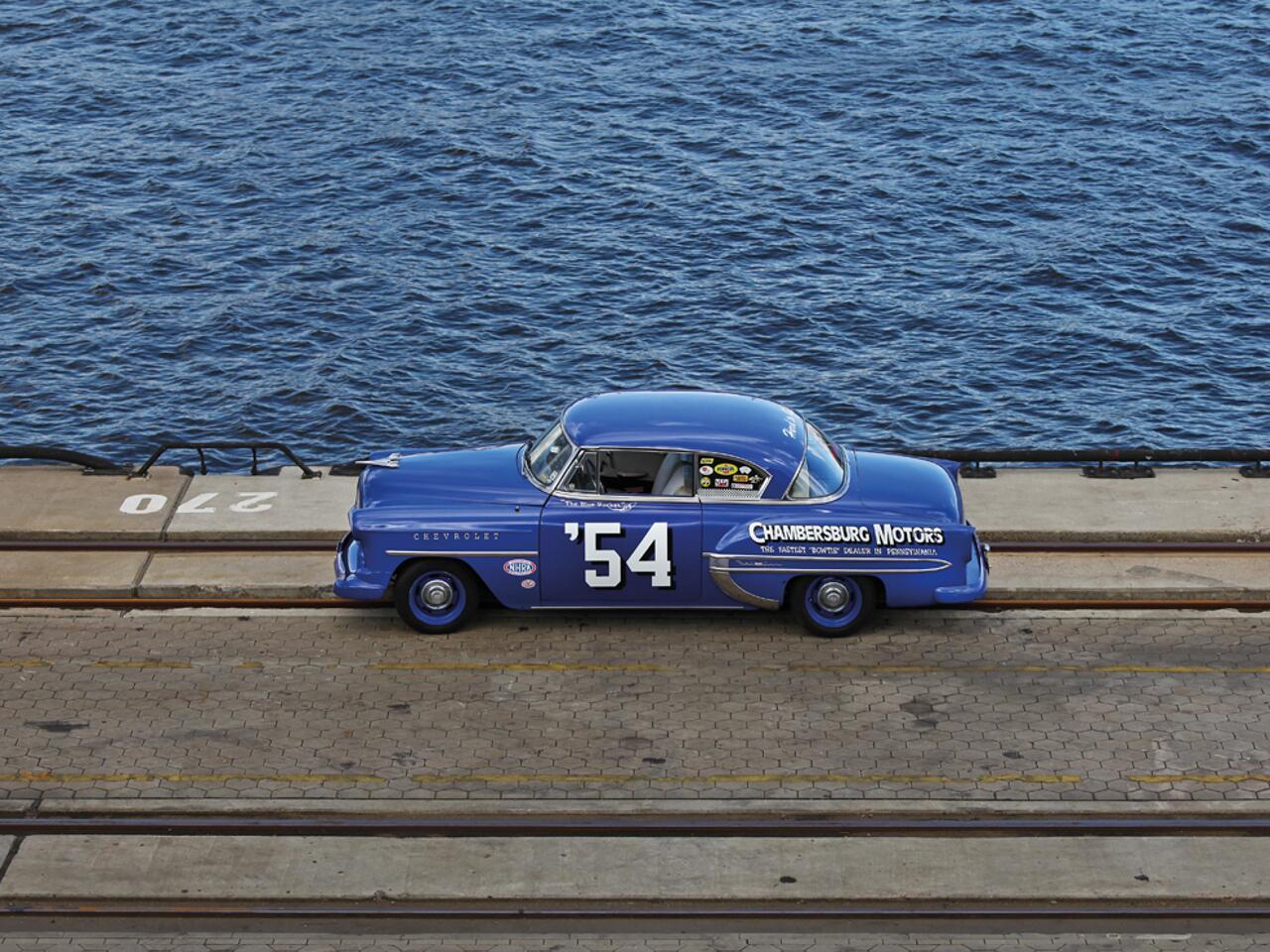 Bild zu 1954 Chevrolet Bel Air