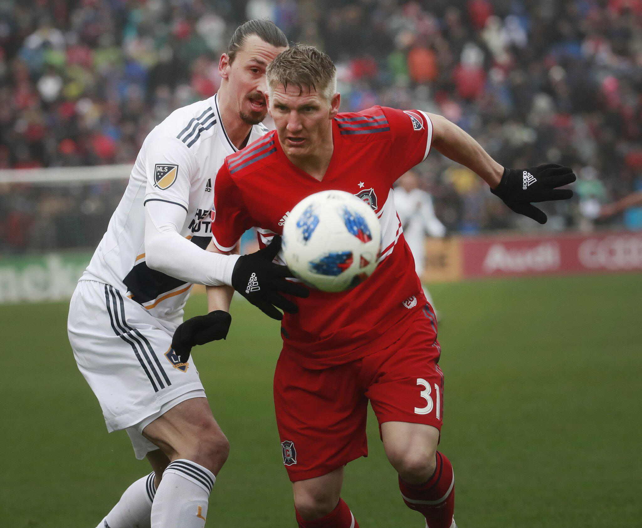 Bild zu Chicago Fire - LA Galaxy