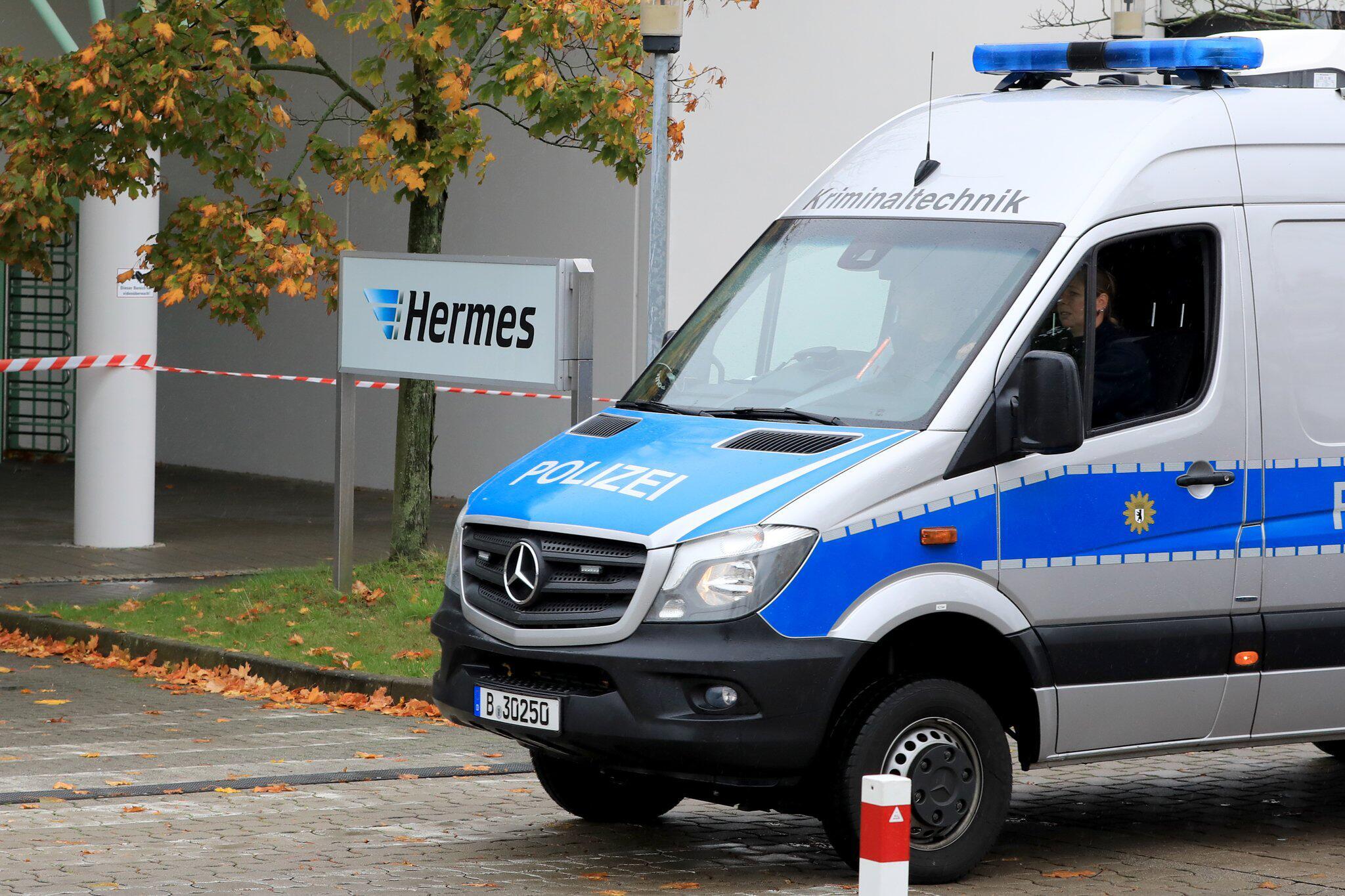 Bild zu Zwei tote Paketdienst-Mitarbeiter in Haldensleben