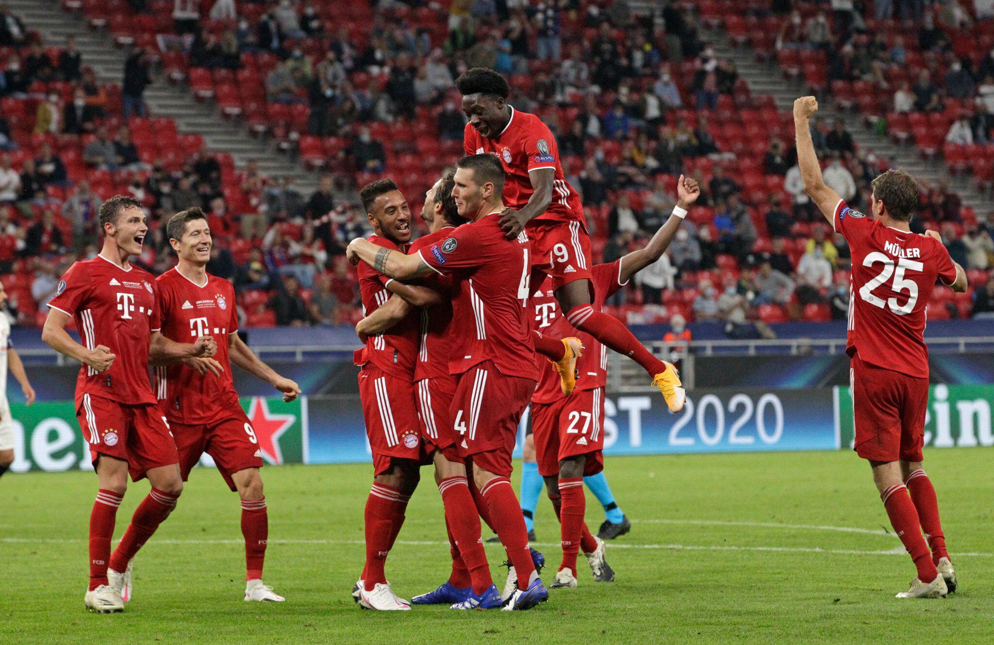 Bild zu FC Bayern München - FC Sevilla